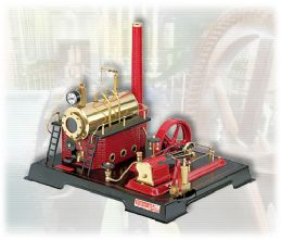 Wilesco Stationary Engines